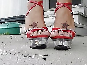 amateur fetish foot-fetish milf