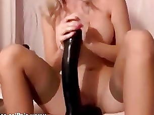 masturbation fuck fisting fetish dildo couple blonde babe ass