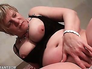 solo pussy mature masturbation fuck fingering amateur