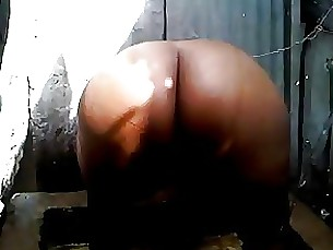 shower mature indian ebony black