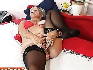 babe granny hairy masturbation muff toys