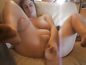 milf juicy dildo amateur