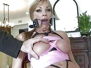 blonde bdsm bus busty mammy milf