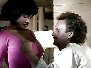 lesbian vintage interracial milf