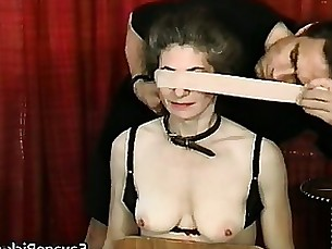 slave milf mature kinky fetish bdsm amateur spanking