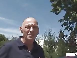 ass blowjob cumshot granny mature