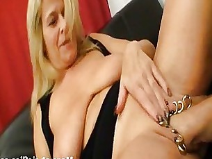kitty fisting fetish couple blonde amateur monster milf mature