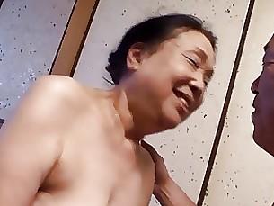 granny hardcore japanese mature