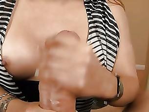 handjob juicy milf pornstar