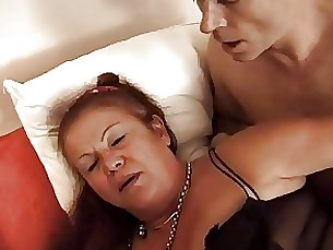 anal babe blonde granny hairy mammy mature milf threesome