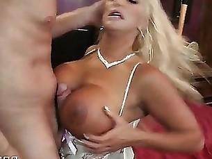 blonde blowjob fuck hardcore mammy milf