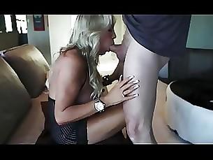 nasty milf masturbation handjob amateur