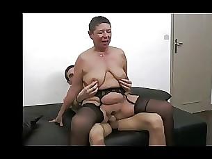 wife anal blowjob cumshot daddy fuck