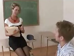 teacher mature hardcore