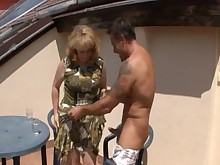 mature fetish full-movie granny