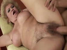 granny hairy mammy mature amateur blonde fetish fuck