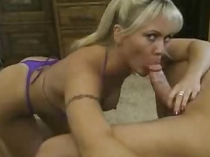 big-tits bikini blonde blowjob boobs close-up dolly fuck handjob