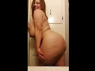 amateur ass big-tits boobs brunette curvy bbw fatty milf