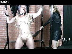 bdsm domination fetish granny hairy kinky lesbian mature orgasm