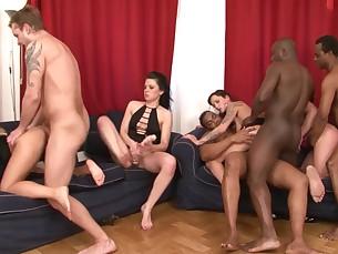 anal ass bdsm big-tits blowjob boobs big-cock cumshot double-penetration
