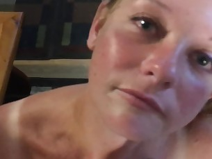 amateur big-tits blonde blowjob boobs bus big-cock cumshot daddy