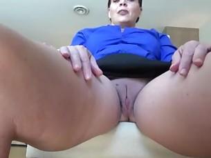 big-tits brunette mature milf panties pov pussy