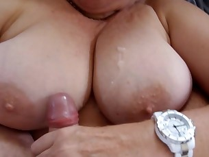 amateur big-tits cumshot bbw homemade hot mature milf pov
