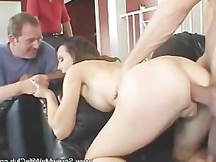 anal ass blowjob brunette big-cock cumshot facials fuck hardcore