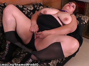 car bbw fatty mammy masturbation mature milf nylon panties