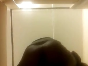 amateur bathroom creampie ebony fuck hardcore milf public really