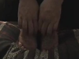 amateur feet foot-fetish mature