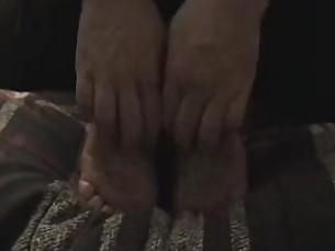 amateur feet foot-fetish mature