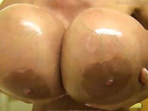 ass big-tits boobs brunette hd mammy massage masturbation milf