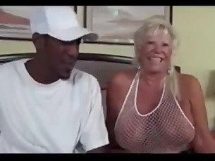 interracial mammy mature milf