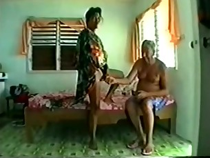 big-cock double-penetration granny huge-cock mature thailand wife